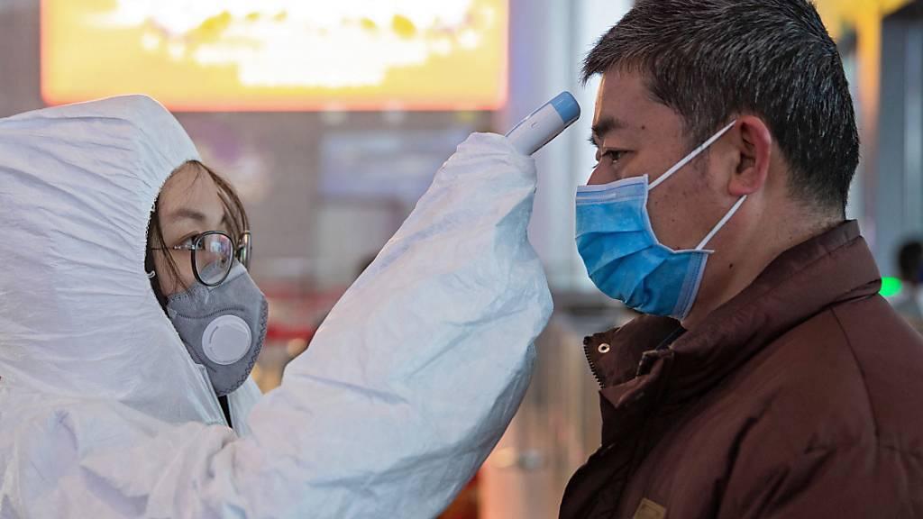 Bisher keine bestätigte Coronavirus-Infektion in der Schweiz