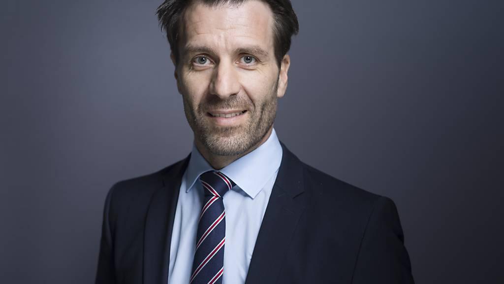 Lars Weibel, der Direktor der Schweizer Nationalteams.