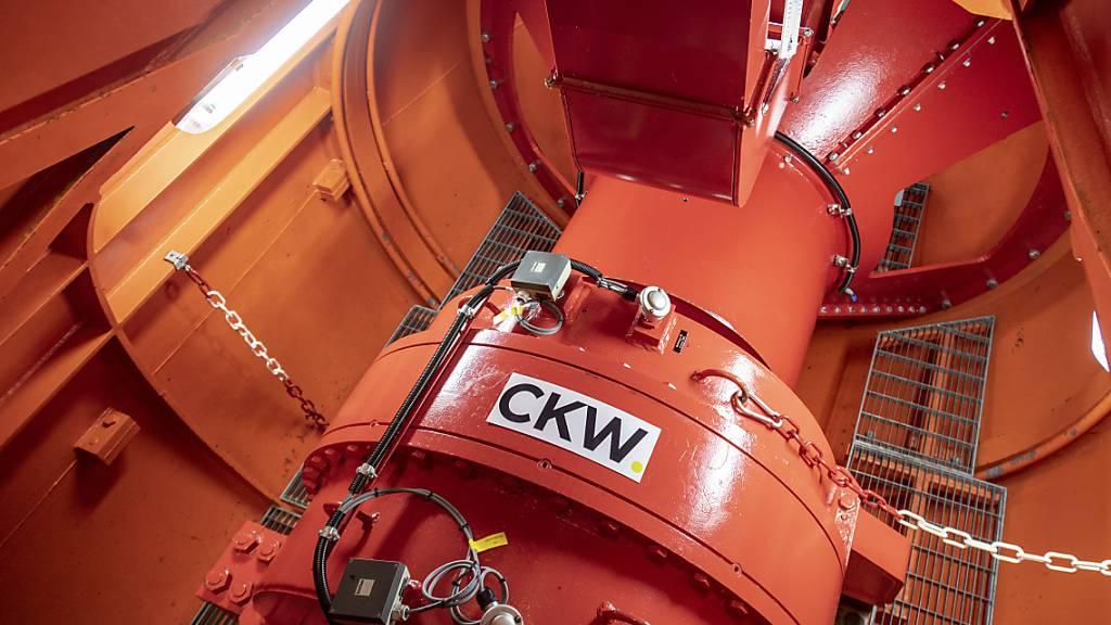 CKW steigern im ersten Halbjahr Umsatz und Gewinn