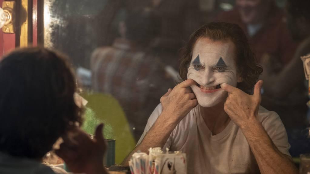 «Joker» mit Joaquin Phoenix führt die Liste der Bafta-Nominierungen an.