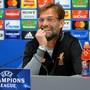 Jürgen Klopp (Bild) und Pep Guardiola treffen heute zum zehnten Mal als Trainer aufeinander