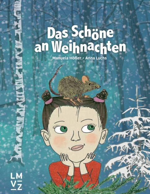 Manuela Höflers erstes Buch: «Das Schöne an Weihnachten» soll die Vorfreude auf Weihnachten wecken und inspiriert vielleicht dazu, das eigene Weihnachtsfest einmal anders zu feiern.