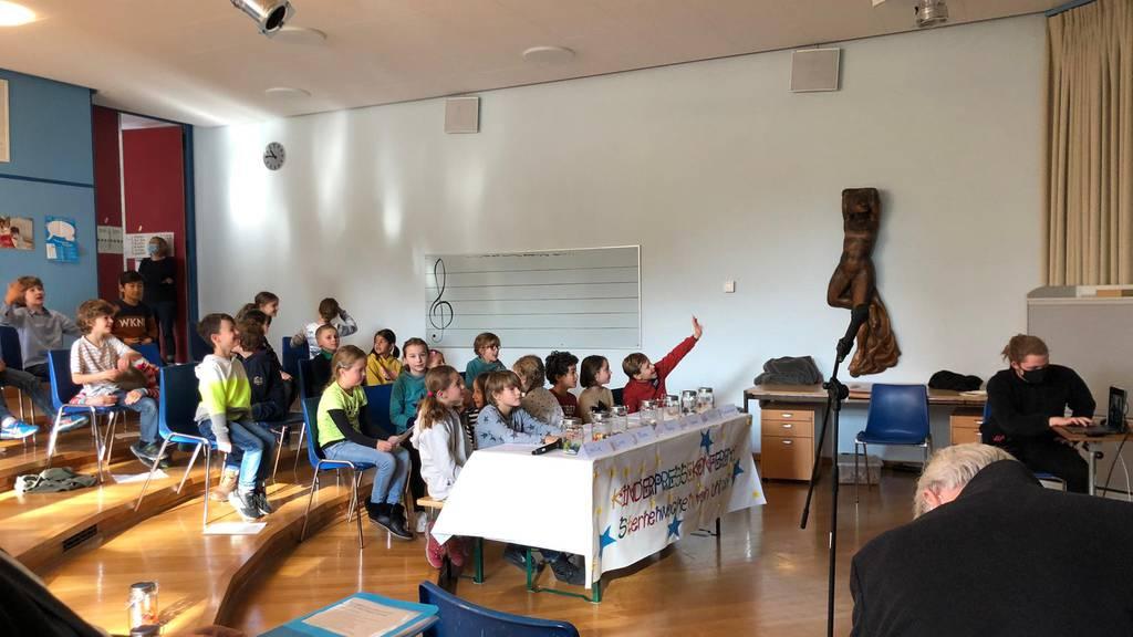 UNICEF «Sternenwoche» mit Divertimento in Baden