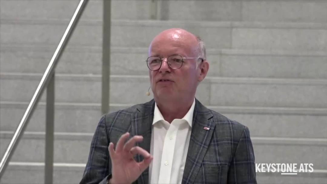 """SBB-CEO Vincent Ducrot: """"Wir sind eine Bahn."""""""