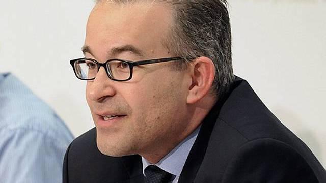 Der frühere SVP-Generalsekretär Gregor Rutz (Archiv)
