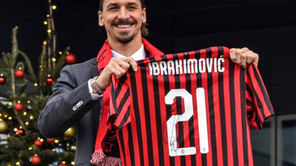 Zlatan Ibrahimovic geht unter die Showmaster