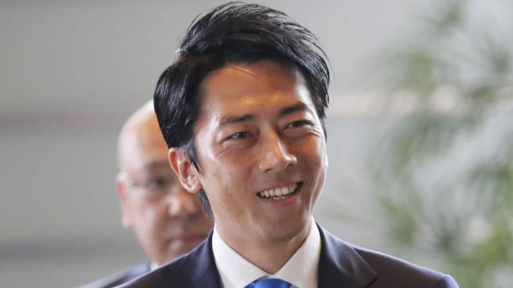 Einschneidende Kabinettsumbildung in Japan