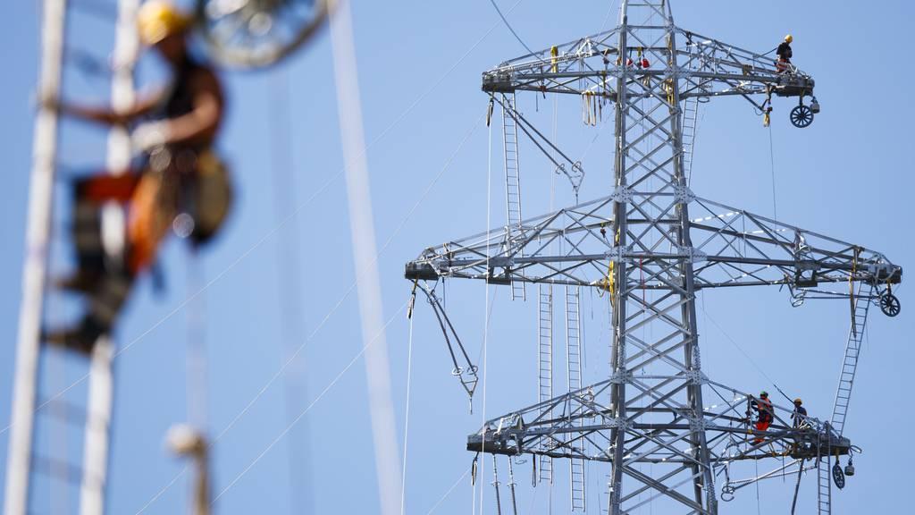 Swissgrid kündigt Änderungen bei Stromtarifen an