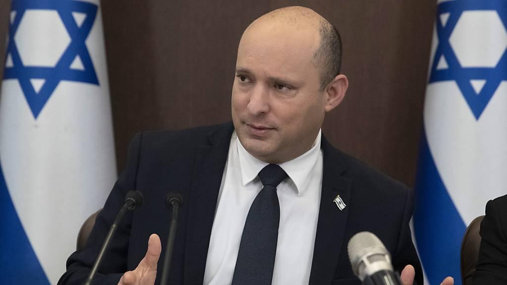 Bennett kündigt nach neuer Delta-Unterart in Israel Massnahmen an