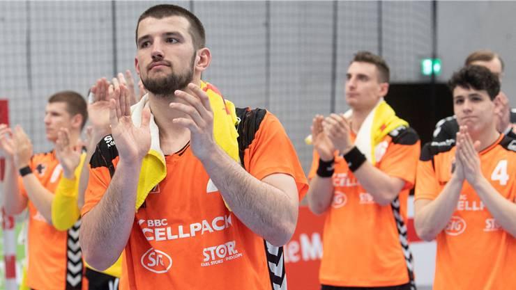 Folgt nach dem verlorenen Cupfinal doch noch das Happyend für Kadetten Schaffhausen?