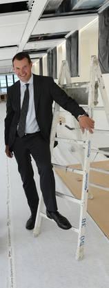 Seit Ende Februar 2013 amtiert er als CEO und Vorsitzender der Konzernleitung der Basler Kantonalbank.