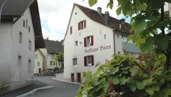 Enge Gassen, alte Bauten: Der historisch gewachsene Ortskern wird erhalten.