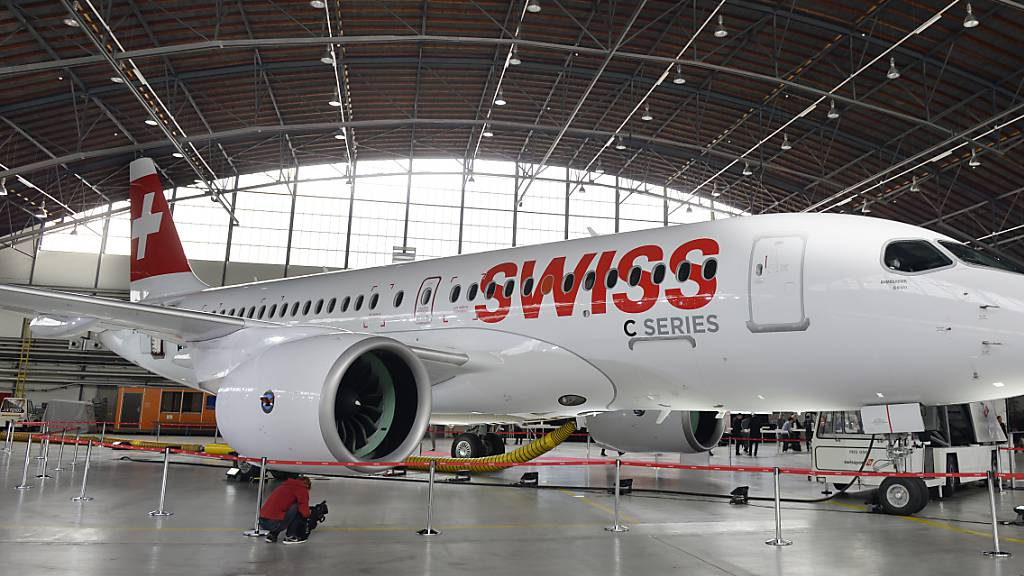 Mehrheit der Swiss-Flugzeuge wieder in Betrieb