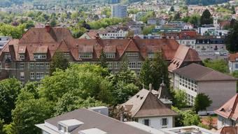 Das «Hermesbühl»: Viel Platz und kaum Schüler. Doch mit der Schulraumplanung soll sich das bald ändern. Andreas Kaufmann/Archiv