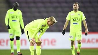 Servette - FC Aarau 24.02.2018