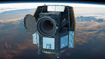 Suche nach Zwillingserden: Cheops ist die wichtigste Schweizer Raumfahrtmission.