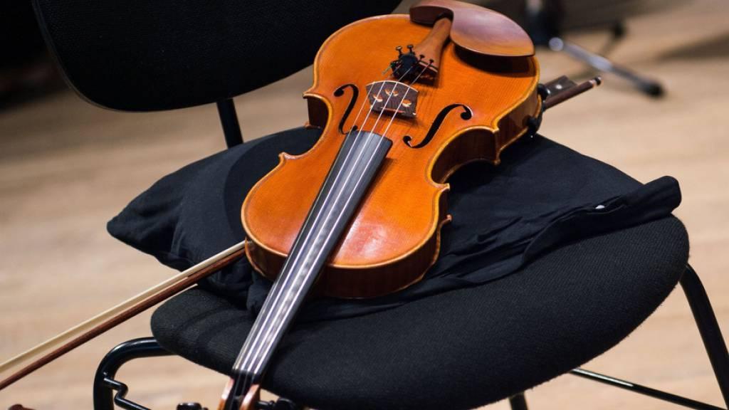 Den Geigen unter den Lack geschaut