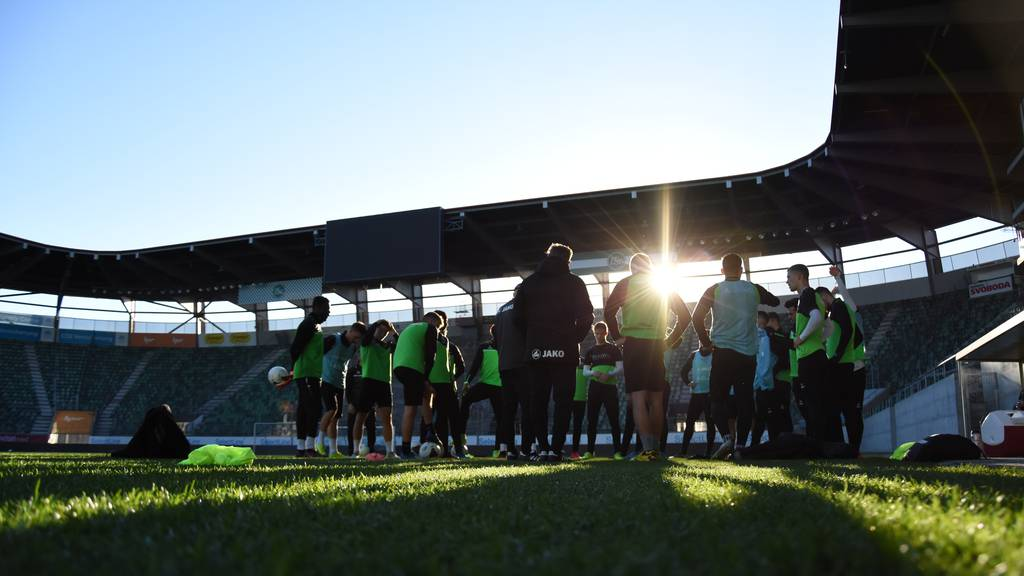 Sommerpause vorbei: FCSG testet gegen Lustenau und Freiburg