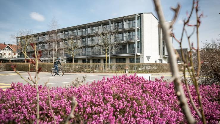 Die Demenzabteilung im Haus Eigenamt in Lupfig befindet sich im ersten Stock.