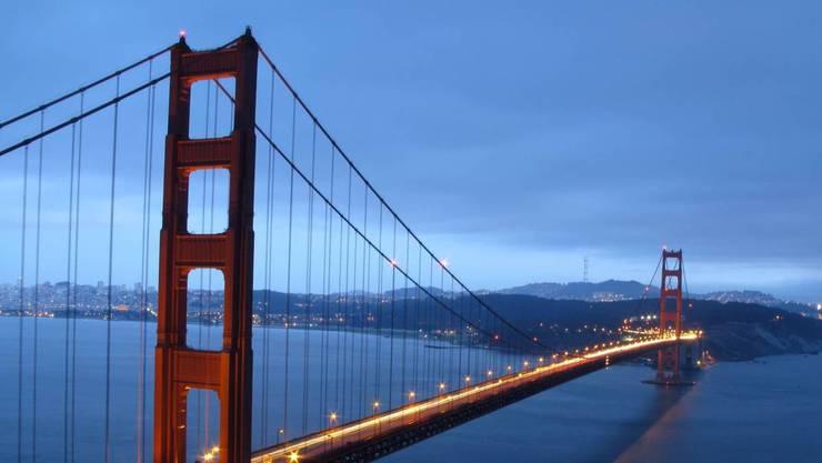 San Francisco und der legendären Golden Gate Bridge droht ein «Mega-Erdbeben».