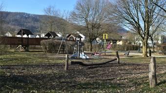 Die Gemeinde Stein wertet in diesem Frühjahr den Spielplatz «Park 91» mit einem Spiel-Schiff auf. nbo