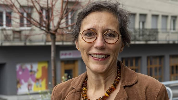 Vertritt eine prononciert linke Politik: Heidi Mück.