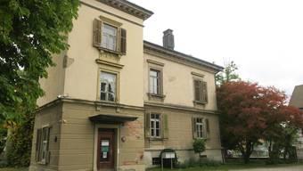 Die Villa Clara beherbergt noch unter anderen den Regionalen Sozialdienst Kölliken.