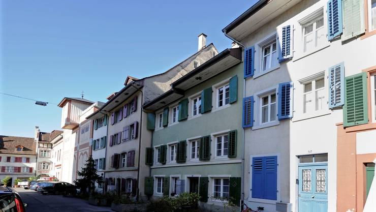 Ziegelhof-Häuser im Stedtli stehen zum Verkauf