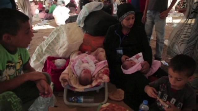Kirche nimmt Asylbewerber auf
