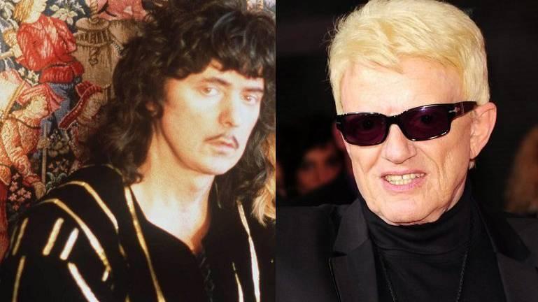 Auch wenn er damit für Irritation sorgt: Der ehemalige Deep Purple-Gitarrist Ritchie Blackmore (links) steht zu seiner Vorliebe für die Schlagermusik von Heino (rechts). (Archiv)