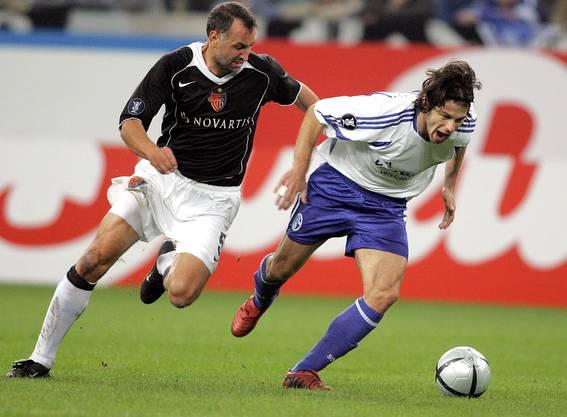 Marco Zwyssig (FC Basel/Schweiz)