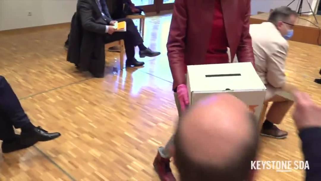 """Die CVP Schweiz nennt sich neu """"Die Mitte"""""""