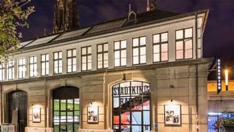 Seit 20 Jahren neben der Kunsthalle gelegen: Das Stadtkino Basel. zvg