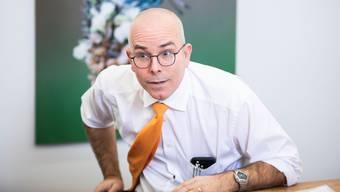 Markus Blocher investiert 600 Millionen Franken in seine Pharmafirma Dottikon ES.