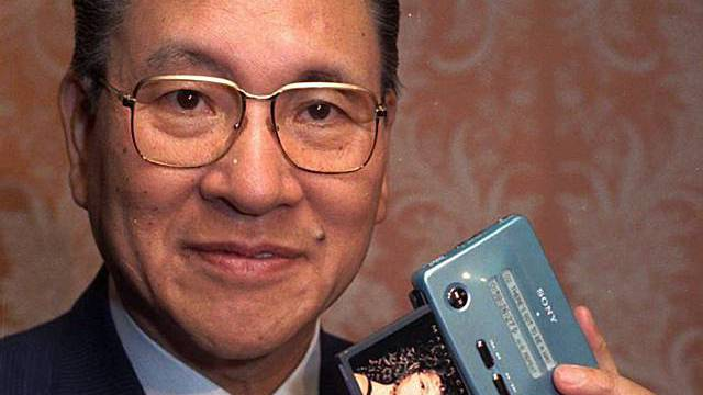 Norio Ohga (Archiv) gilt als Vater der CD
