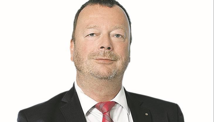 André Auderset (54) ist Geschäftsführer der Vereinigung für Schifffahrt und Hafenwirtschaft und politisiert für die LDP im Basler Grossen Rat.