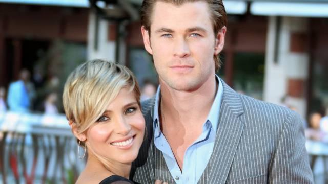 Elsa Pataky und Chris Hemsworth erwarten Zwillinge (Archiv)