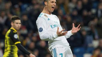 Cristiano Ronaldo dürfte sich über die Auszeichunung durchaus freuen