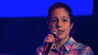 Michèle aus Lampenberg ist die neue Voice Kids
