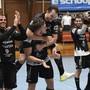 Wenige Tage nach dem Sieg im Cup gegen Endingen (Foto) gewinnt der STV Baden auswärts bei den Kadetten Espoirs.
