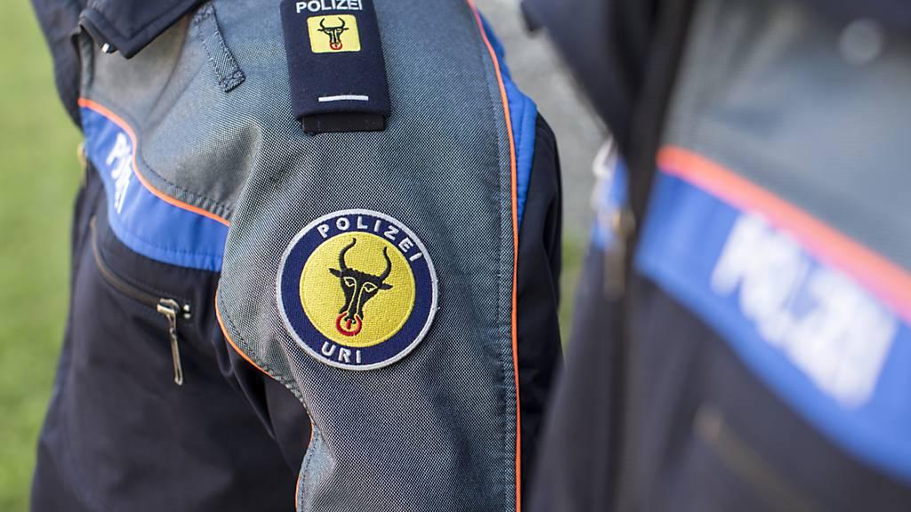 Die Urner Kantonspolizei hat einen mutmasslichen Einbrecher dingfest gemacht. (Symbolbild)