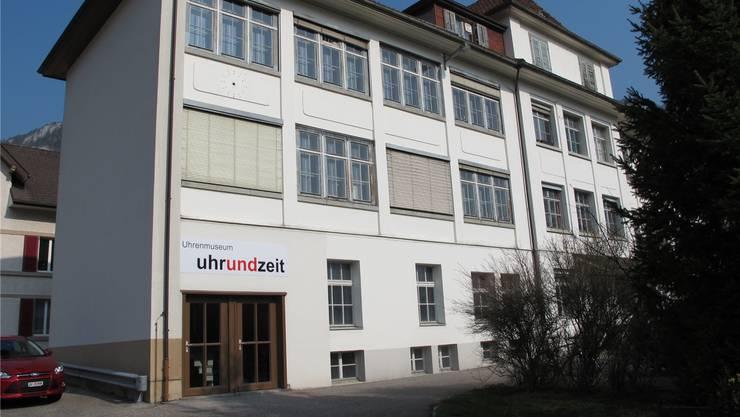 Am kommenden Museums- tag mit dabei: Das Museum «uhrundzeit» in Welschenrohr.