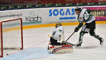 EHC Olten - Hockey Thurgau