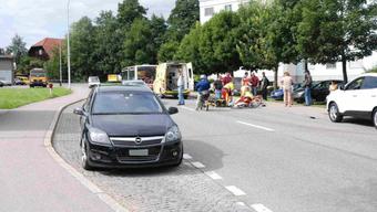 Für den 78-jährigen Velofahrer kam jegliche Hilfe zu spät