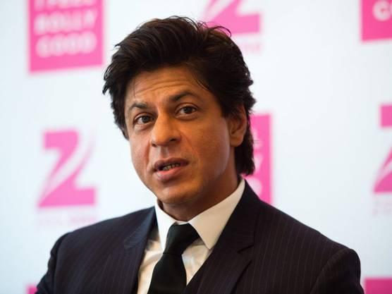 Positivdenker: Bollywoodstar Shah Rukh Khan ist immer noch einer der erfolgreichsten Schauspieler der Welt.