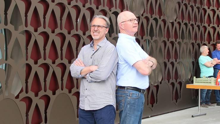 Sowohl Simon Wirth (FDP) wie auch Marcel Balmer (SVP) verpassen das absolute Mehr in der Wahl zum Gemeindepräsidenten.