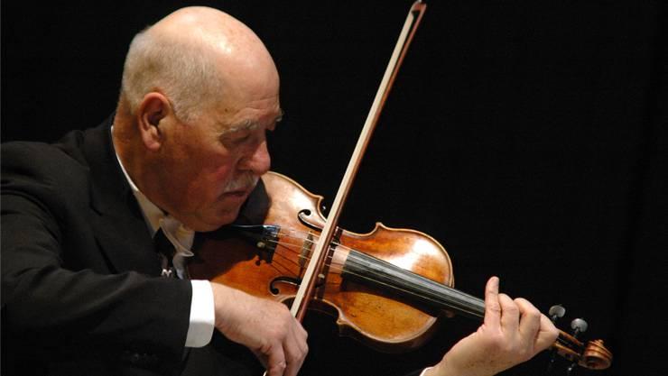 Hansheinz Schneeberger ist 93-jährig gestorben.