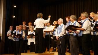Chor in Dättwil