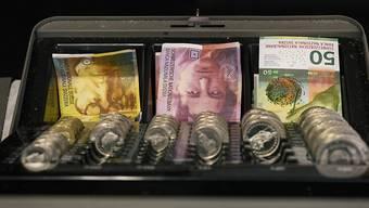 In der Kantonskasse fehlten 105 Millionen Franken. (Symbolbild)
