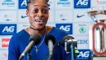 Elaine Thompson freut sich auf ihre Rückkehr nach Jamaika